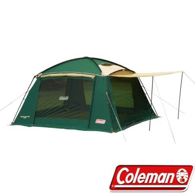 Coleman 7185 圓頂透氣網屋/400露營帳篷  透氣帳/炊事帳/客廳帳/防蚊帳