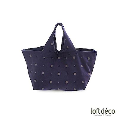 [絕版暢貨] Loft Deco   Dot   純棉手袋