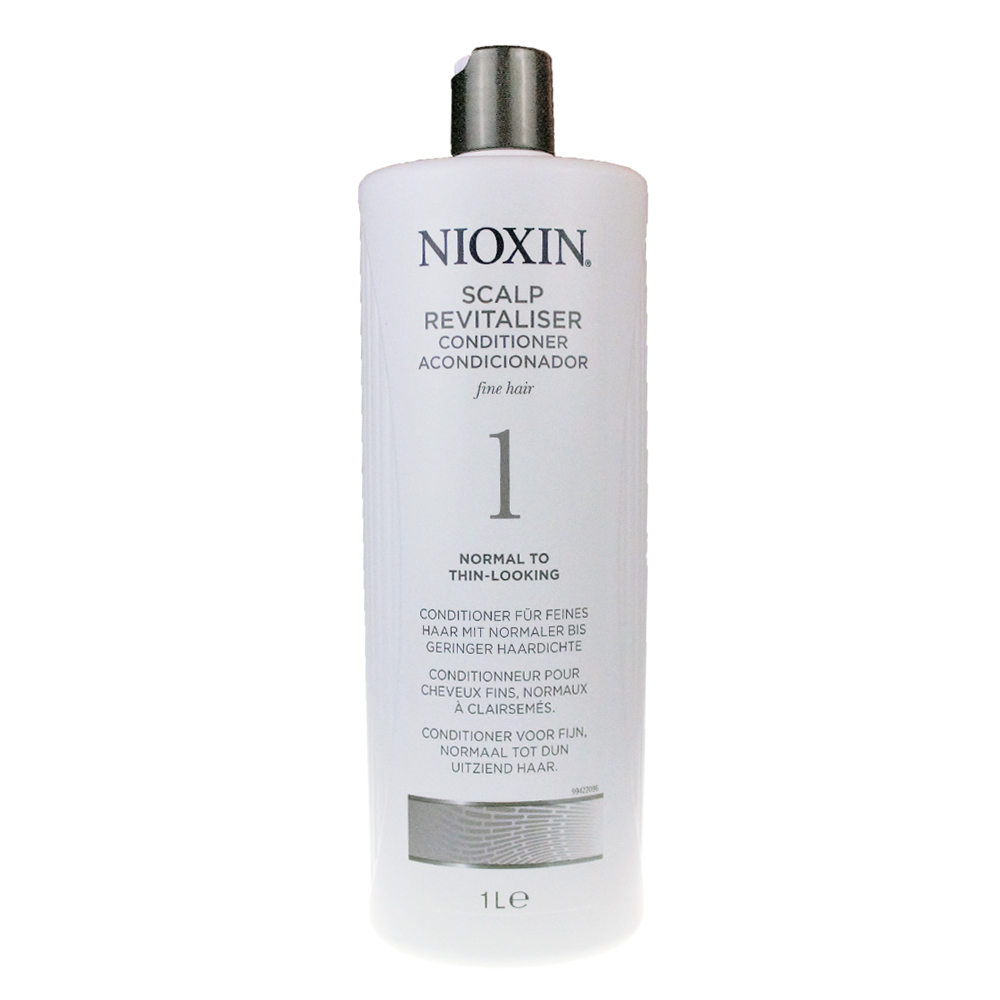 NIOXIN 耐奧森(儷康絲) 1號甦活乳 1000ML 公司貨