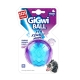 GiGwi球就是經典- 玩具中啾球單顆(紫藍透色) product thumbnail 1