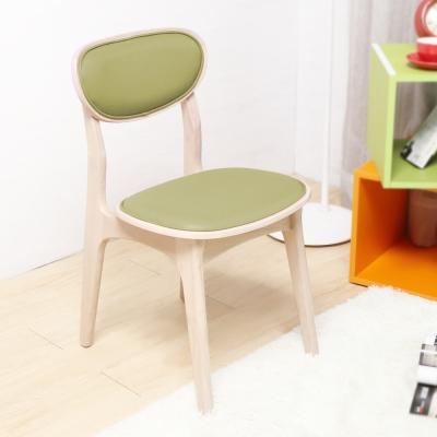 H&D Cynthia 辛西雅日式皮單椅/餐椅/書椅
