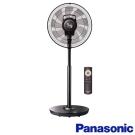 Panasonic 國際牌16吋DC負離子ECO溫控立扇 F-H16CND-K (晶鑽棕)