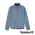 Timberland  女款紗染深牛仔藍Sudbury Rvr 雙層襯衫