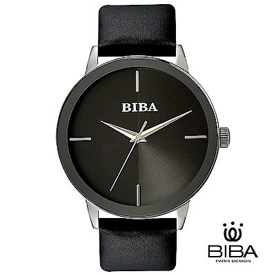 法國 碧寶 BIBA 永恆光影系列 石英對錶 男錶