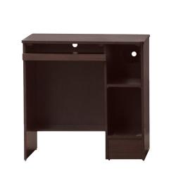 Bernice-柏曼2.5尺電腦書桌(兩色可選)-75x54x75cm