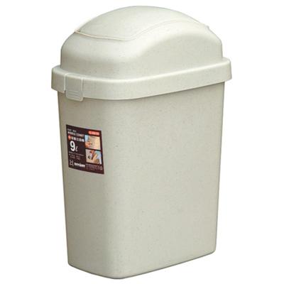 9L中慧星垃圾桶(二入)組
