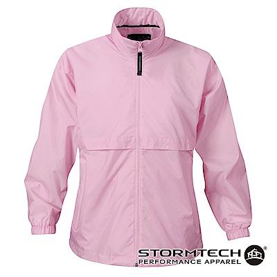 【加拿大STORMTECH】防曬防潑水透氣休閒外套PX-1-女-粉紅