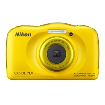 Nikon-coolpix-W100-防水數位相機