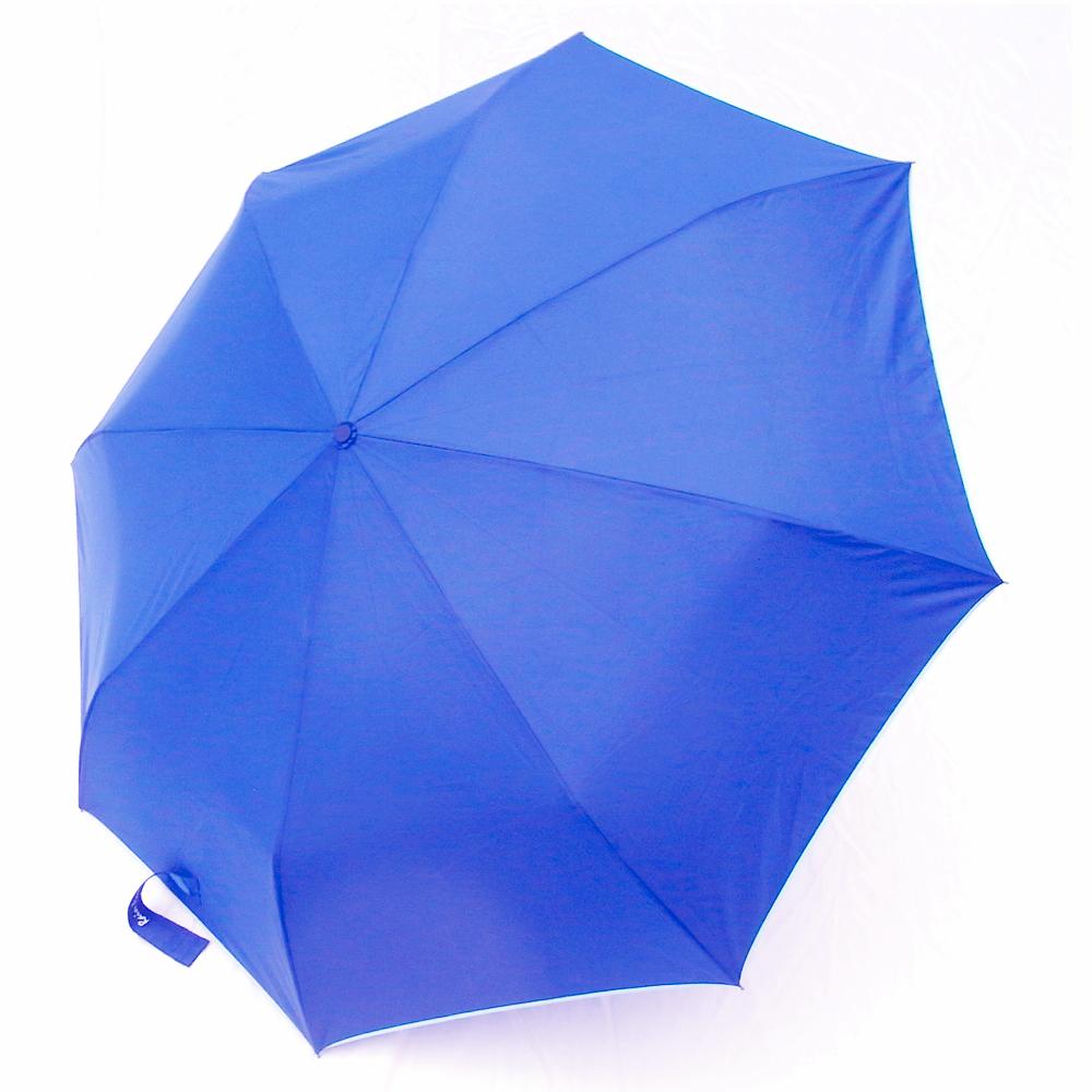 好傘王 日系大大自動開收傘(運動藍)