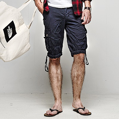 DITION 熱銷第一水洗多口袋工作短褲 OUTDOOR機能