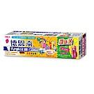 德恩奈 兒童牙膏90g(草莓)贈探險活寶公仔鑰匙圈-公主