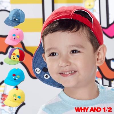 WHY AND 1/2 兒童棒球帽 多色可選