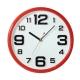 時尚立體凸字靜音掛鐘(5色) 0723