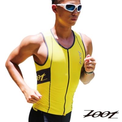 ZOOT 專業級全拉式鐵人上衣(尊爵黃黑)(男) Z1506027