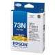 EPSON NO.73N系列超值量販包-1黑3彩(T105550) product thumbnail 1