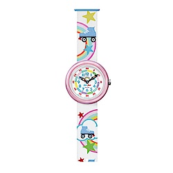 FlikFlak 兒童錶 ROLLER DISCO 溜冰派對手錶