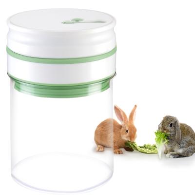 JohoE 自動抽真空食物保鮮儲存罐-0.8L