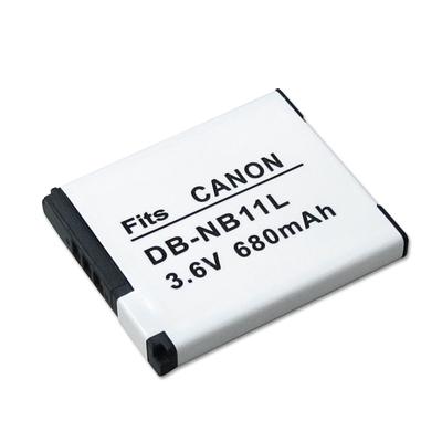 WELLY Canon NB11L / NB-11L 高容量防爆相機鋰電池