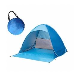 秒開抗UV 90%遮陽帳篷-附儲物袋(適用2-3人)-急速配