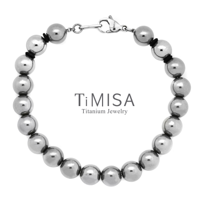 TiMISA 鈦鍺珠L 手鍊