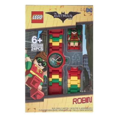 【 樂高積木 LEGO 】兒童手錶 - 樂高蝙蝠俠電影 羅賓