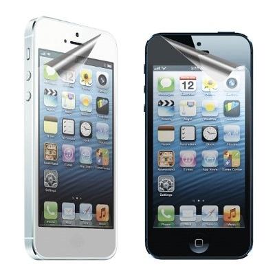Jetart 超硬 防指紋 台灣製 iPhone5 螢幕保護貼