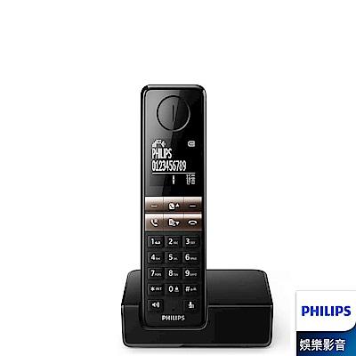 PHILIPS 飛利浦 無線電話 D4601B/D4601