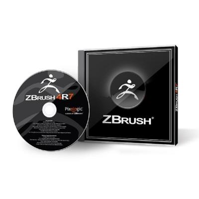 ZBrush 4R7 for Win 商業版 (下載版)