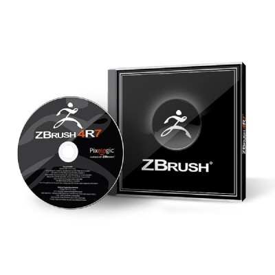 ZBrush 4R7 for Mac 商業版 (下載版)