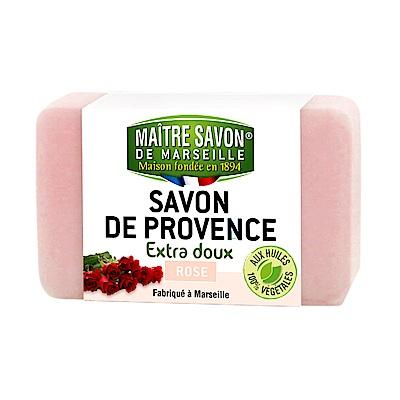 法國玫翠思 普羅旺斯植物皂100g 玫瑰