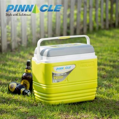 PINNACLE 冰桶31L(綠) 戶外冰桶/露營用/BBQ