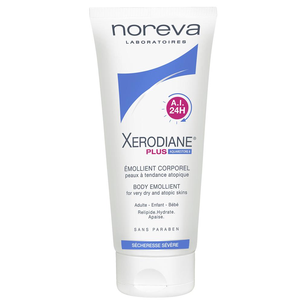 noreva法國歐德瑪_適異膚保濕身體乳 200ml