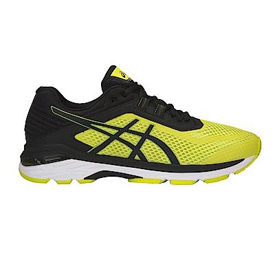 ASICS GT-2000 6 男 慢跑鞋 T805N-8990 黃