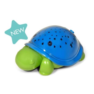【美國cloud b】寶貝舒眠星光夜燈-超級烏龜 7580-SM
