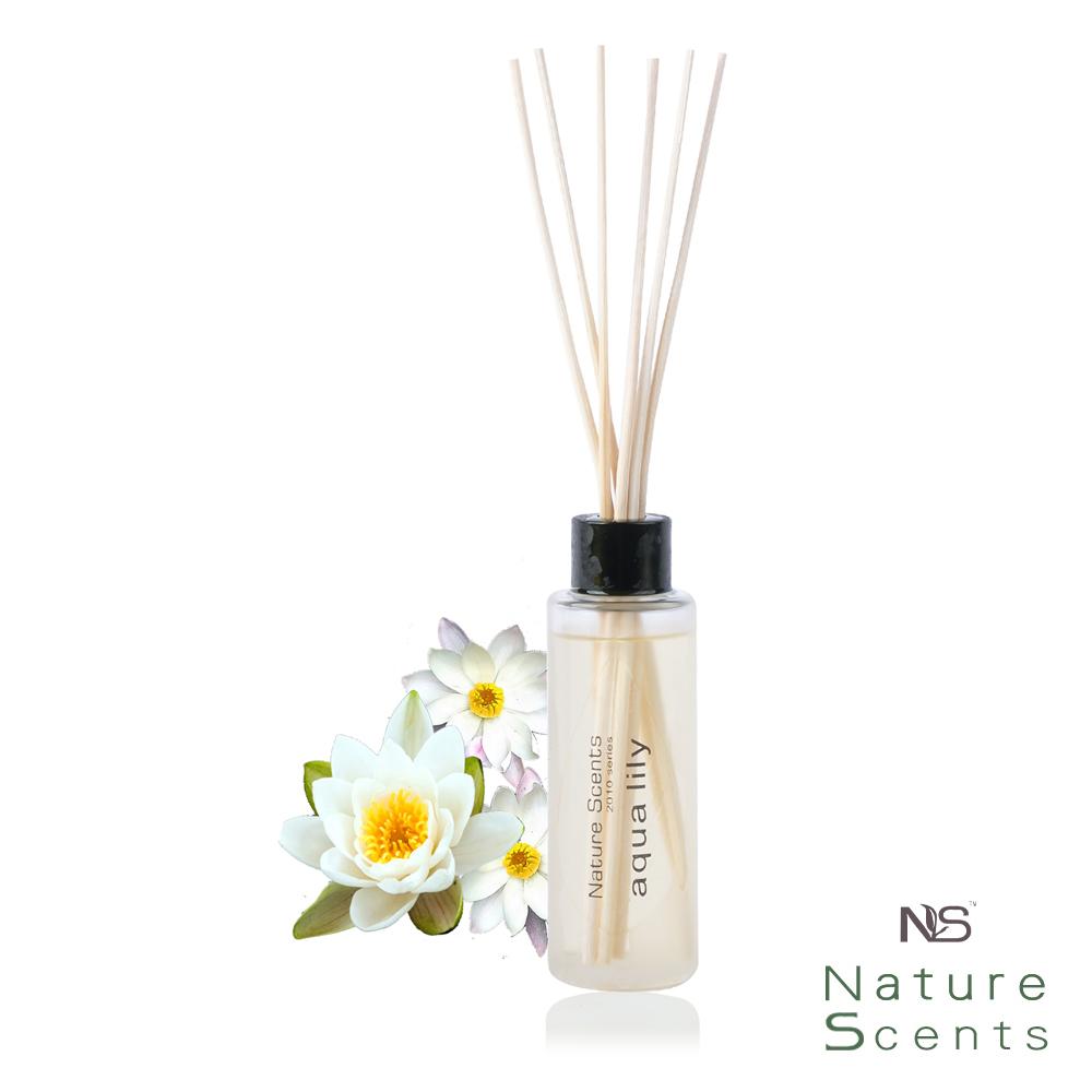 Nature Scents 自然芬芳 香氛擴香瓶組60ml(水百合)