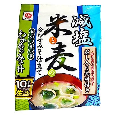 Masuya味噌即席米麥味噌湯-減鹽204g
