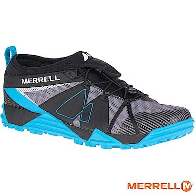 MERRELL AVALAUNCH 野跑男鞋-黑藍(09685)