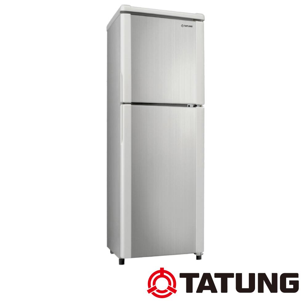 大同140L雙門電冰箱TR-B240S-GS
