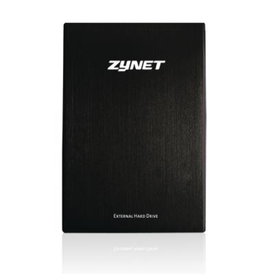 Zynet-OPA-59UASP 2.5吋 500GB USB3.0 外接式硬碟-黑色