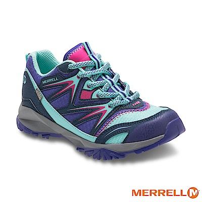 MERRELL CAPRA BOLT WP登山防水童鞋-紫(56480)