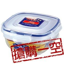 樂扣樂扣PP保鮮盒330ML-方型