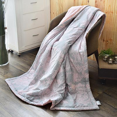 義大利La Belle 伊莎貝拉 純棉涼被(5x6.5尺)