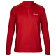 【Berghaus 貝豪斯】男款銀離子除臭抗菌抗UV長袖上衣S15M03紅/紅 product thumbnail 1