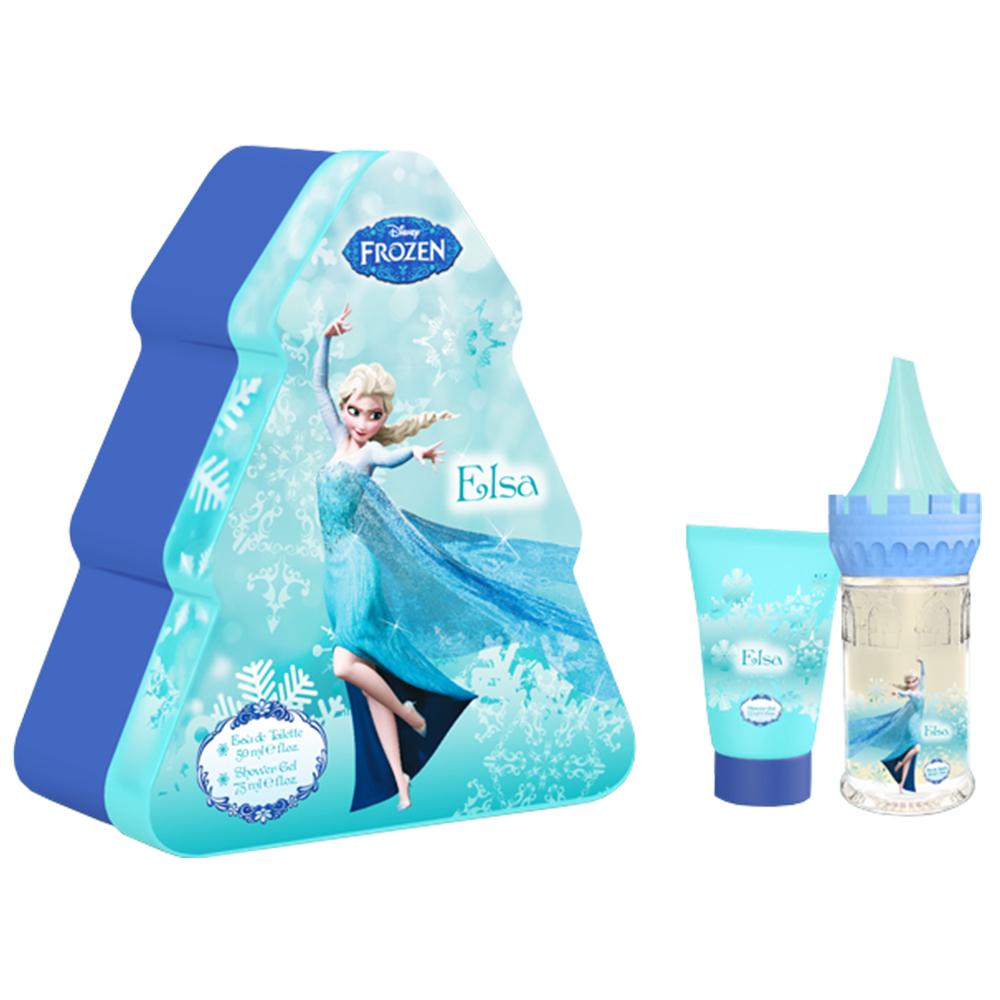 Disney Frozen 冰雪奇緣魔法艾莎香水禮盒