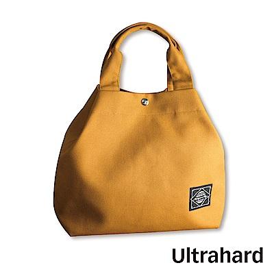Ultrahard 兩用托特包-Masterpiece Map(土黃)