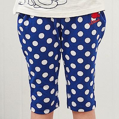 Disney 米妮系列經典圓點哈倫褲 (2色可選)