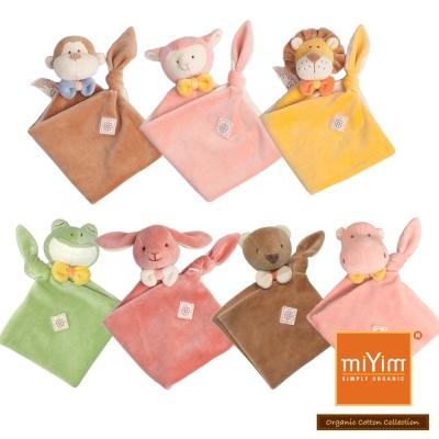 美國miYim有機棉 安撫巾系列