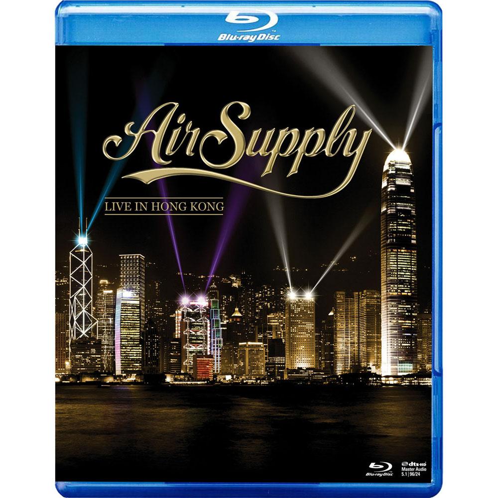 空中補給樂團 香港之夜 藍光BD