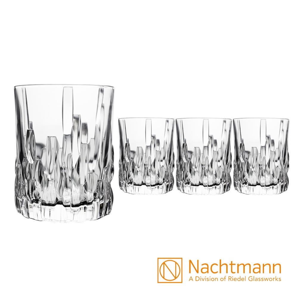 【Nachtmann】 Shu Fa書法威士忌(4入)