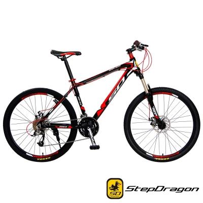 【StepDragon】 SMA-1000 MicroSHIFT30速鋁合金碟煞登山車